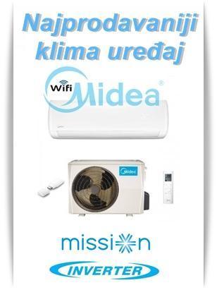Midea Mission MSMBBU12hrfn1